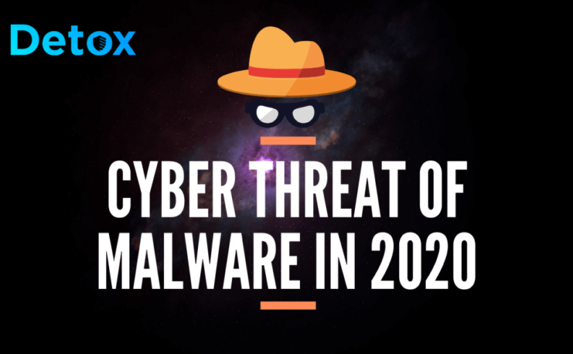 Cyber Threat of Malware in 2020