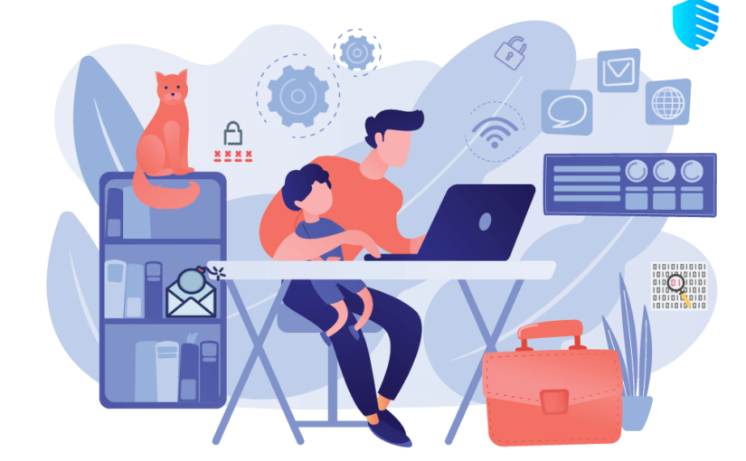 Staying Safe While Working from Home Remotely