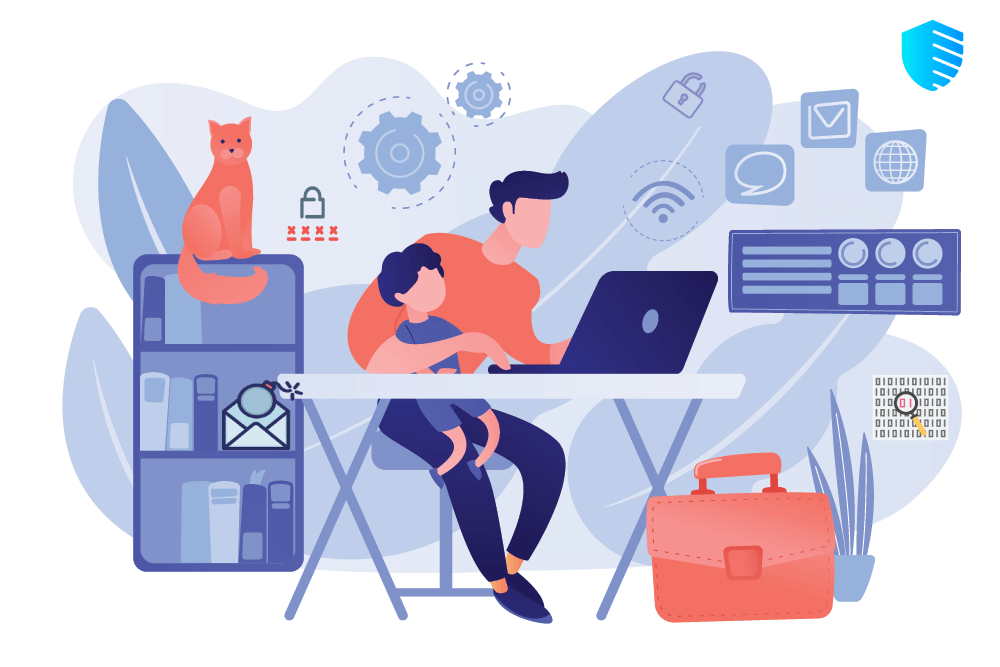 Staying-Safe-While-Working-from-Home-Remotely-